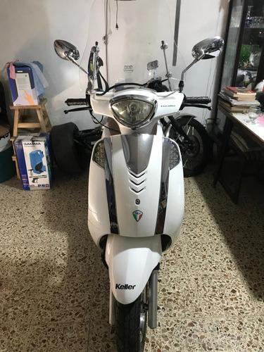 keller exotic 150cc scooter / 2015