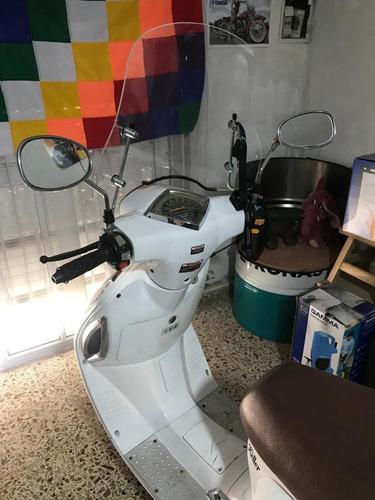 keller exotic scooter