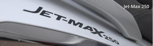 keller jetmax 250 0km ap motos