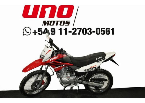 keller miracle 150 enduro moto