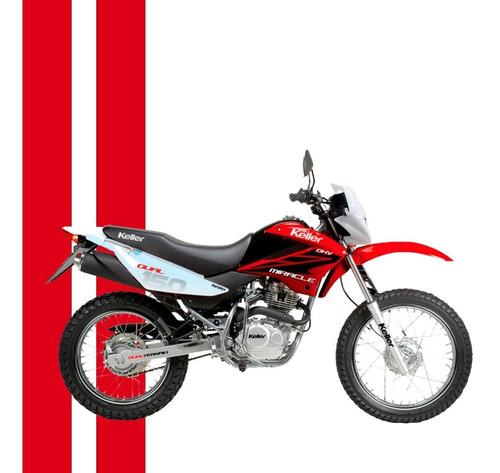 keller miracle 150 enduro sahel 150cc delivery 1