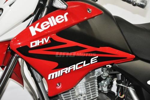 keller miracle 150 evo 0km enduro 150cc moto cross 1