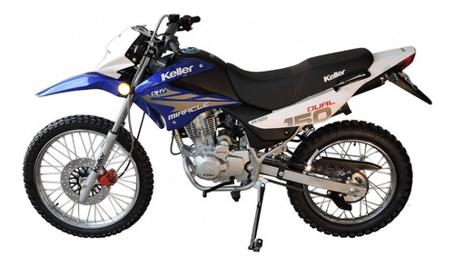 keller miracle 150 motos