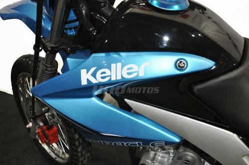 keller miracle 200 0km motocross enduro 200cc
