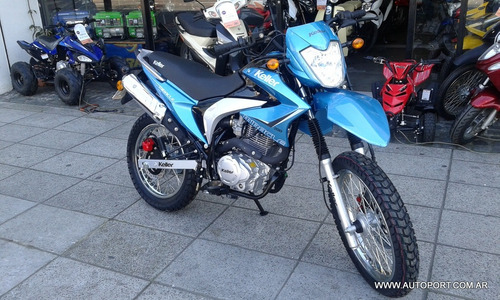 keller miracle 200 2018 0km enduro autoport motos