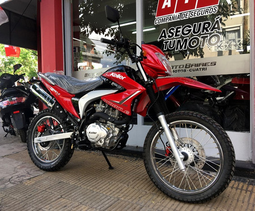 keller miracle 200 evo 0km 2020 enduro cross hasta 18 cuotas