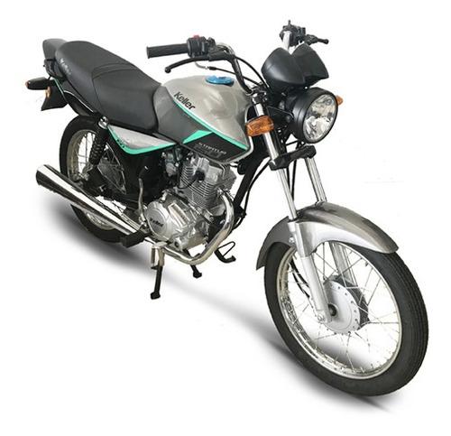 keller stratus 150 cg 0km 2020 oferta + casco - motos 32