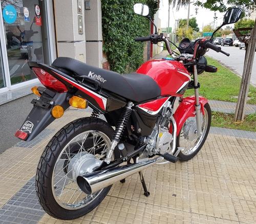 keller stratus 150 cg base 0km - puerto motos