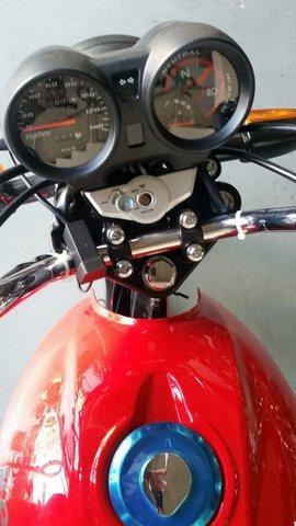 keller stratus 150 cg rojo s2 base 0km ap motos