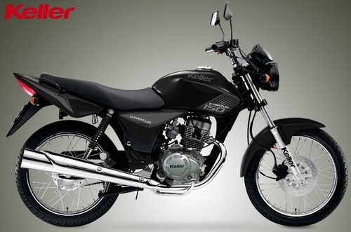 keller stratus 150cc full ad - motozuni  adrogué