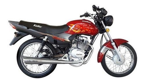 keller stratus 150cc full ad - motozuni  berazategui