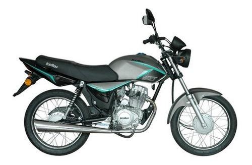 keller stratus 150cc full ad - motozuni  f. varela