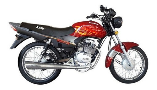 keller stratus 150cc full ad - motozuni  m. grande