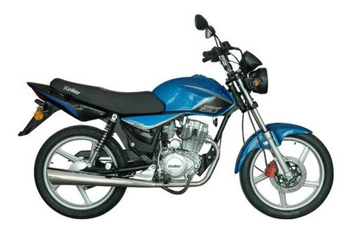 keller stratus 150cc full ad - motozuni  r. castillo