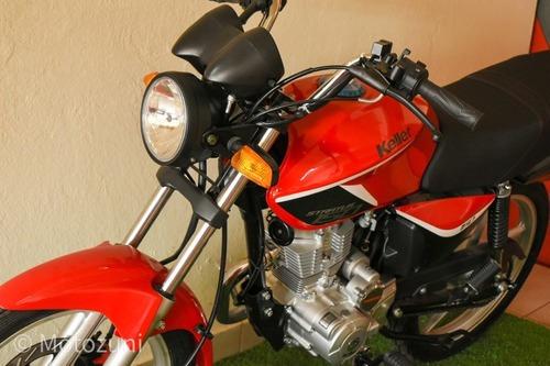 keller stratus 150cc full ad    r. castillo