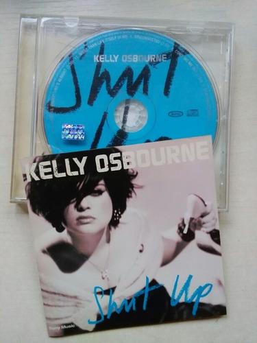 kelly osbourne cd shut up