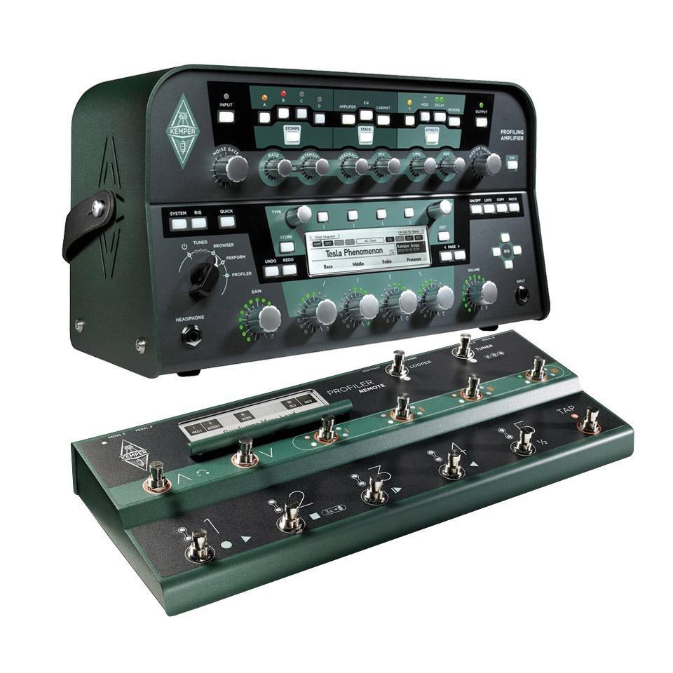Kemper Profiler Power Head + Profiler Remote - 600-watt