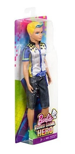 ken barbie video game hero