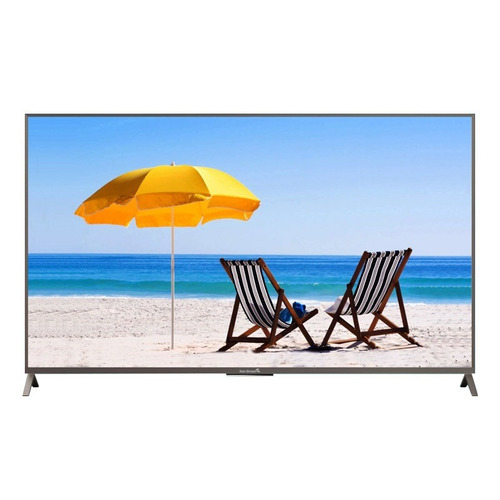 ken brown tv led smart 55  kb55-t6600suh gris