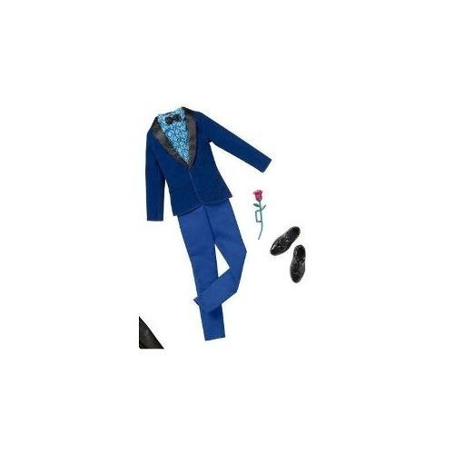 ken fashion outfit blue tuxedo suit 2013 por mattel