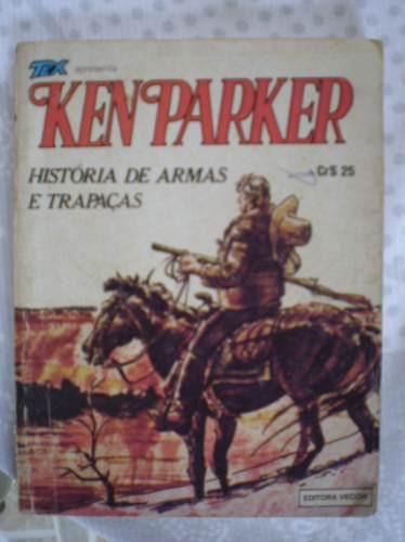 ken parker coleção