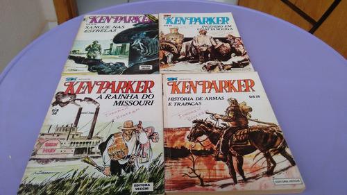 ken parker nº. 1, 2, 3, 4, 5, 6, 7, 8, 9, 10, 11, 20, 22, 23