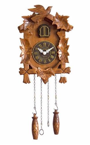 kendal artesanal reloj de cuco de madera