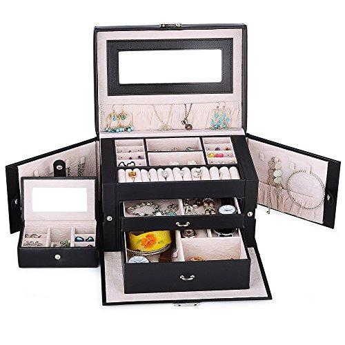 kendal large jewelry jewelry / case / storage / organizer c