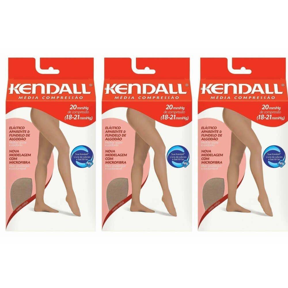 77d65045e kendall 1633 meia calça média comp mel g (kit c 03). Carregando zoom.