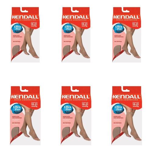 kendall 1871 meia 3/4 média comp s/ pont mel p (kit c/06)