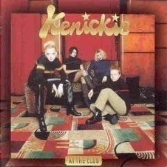 kenickie at the club cd lacrado