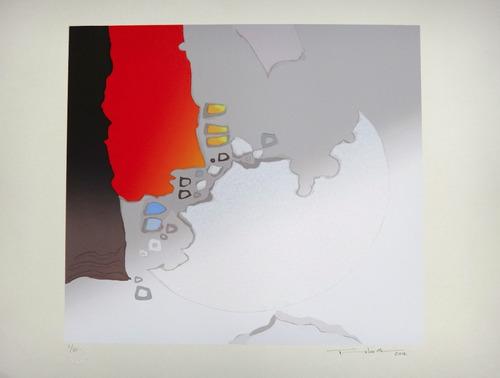 kenji fukuda - composição em vermelho - promoção!