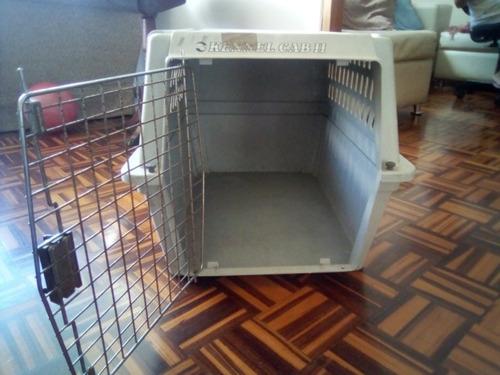 kennel cab ii grande para perros