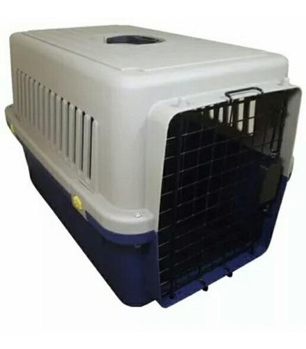 kennel transportador jaula l60 mascotas pequeñas