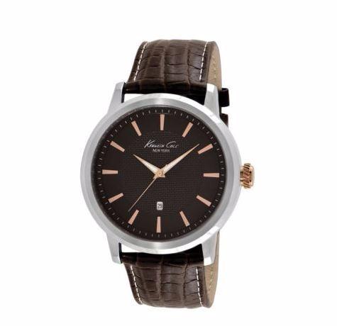 kenneth cole kc1953 reloj de hombre nuevo en caja
