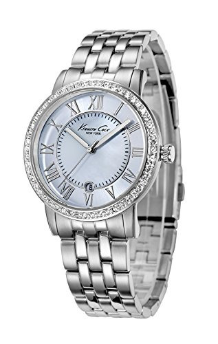 kenneth cole new york kc4973 classic madredepearl stone bise