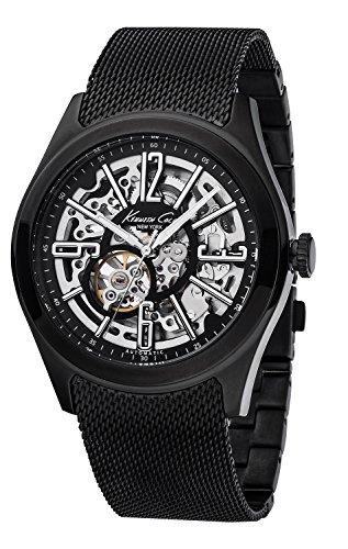 kenneth cole new york reloj automatico kc9100 automatic trip