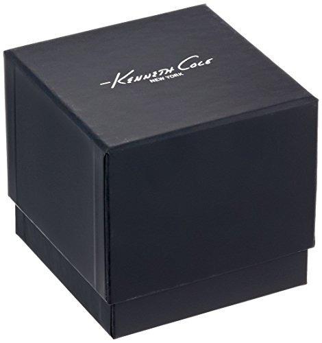 kenneth cole new york unisex  kc connect- tecnología d w29