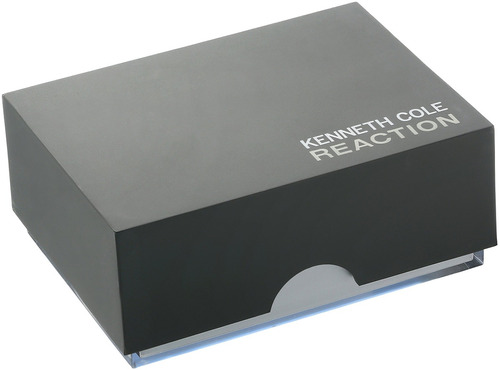 kenneth cole reaction clásico tie clip para hombres, cepilla