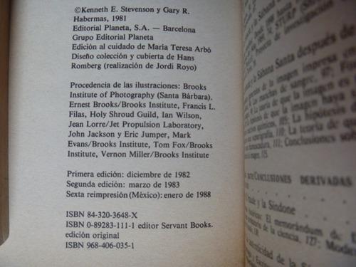 kenneth e. stevenson y gary r. habermas, dictamen sobre...