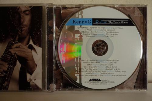 kenny g at last musica clasica opera
