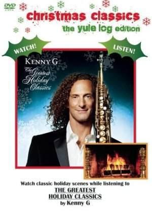 kenny g: christmas classics dvd