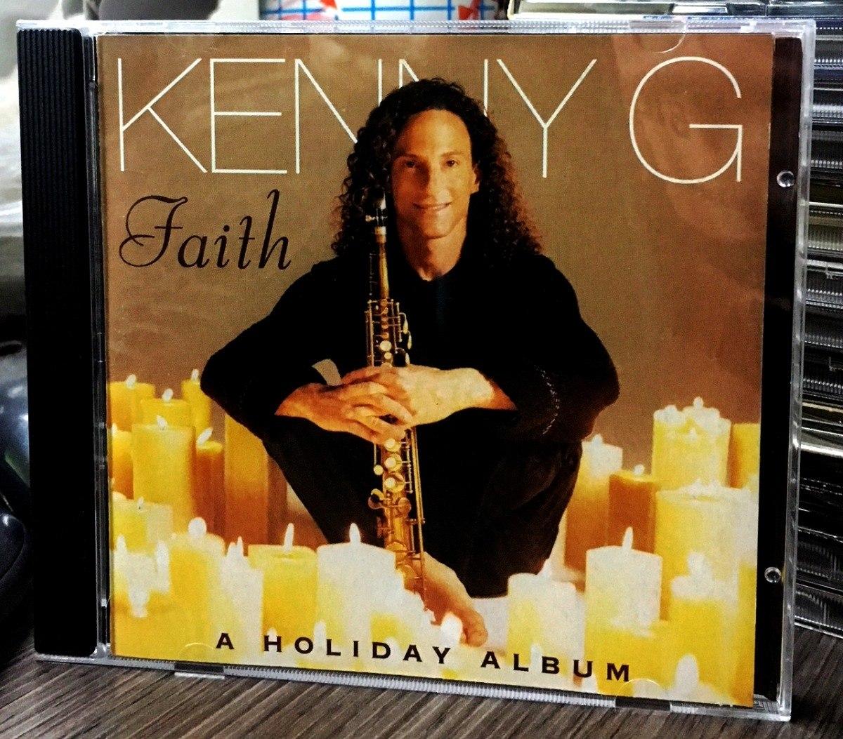 Kenny G / Faith - A Holiday Album (1999) - $ 4.990 en Mercado Libre