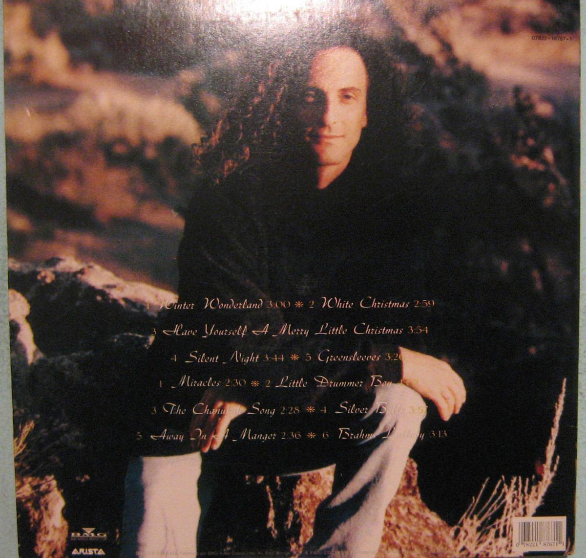 Kenny G - Miracles The Holiday Album - 1994 - R$ 145,00 em Mercado Livre