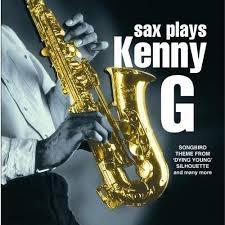 kenny g   saxofone -  partituras +  playbacks -(bb)-(eb)