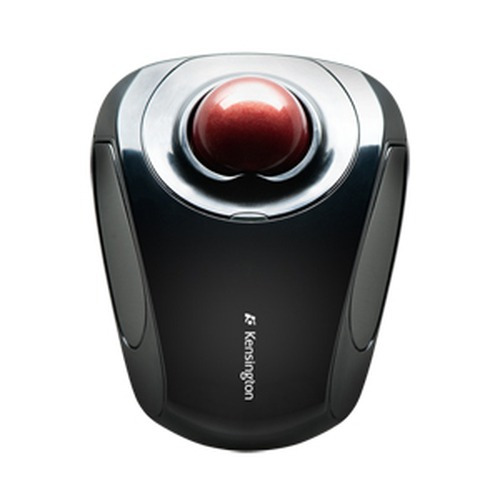 kensington orbit trackball móvil inalámbrico, negro