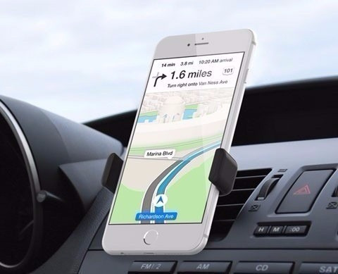 kenu suporte saida de ar condicionado apple iphone 6 5 4 3 s