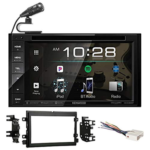 kenwood car dvd  iphone   android bluetooth
