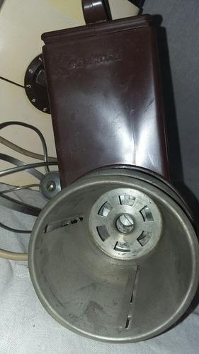 kenwood  chef a701 máquina licuadora ralladora de pan carme