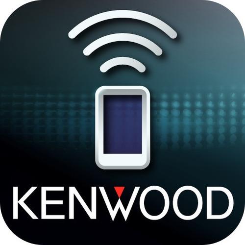 kenwood mp3 auto estéreo